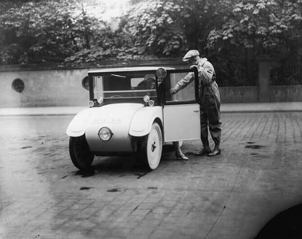 Hanomag Kommissbrot авто, история, факты
