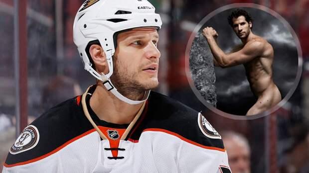 Экс-игрок НХЛ сохранил обнаженное фото бывшего одноклубника: «Обычно оно стоит рядом с кроватью»