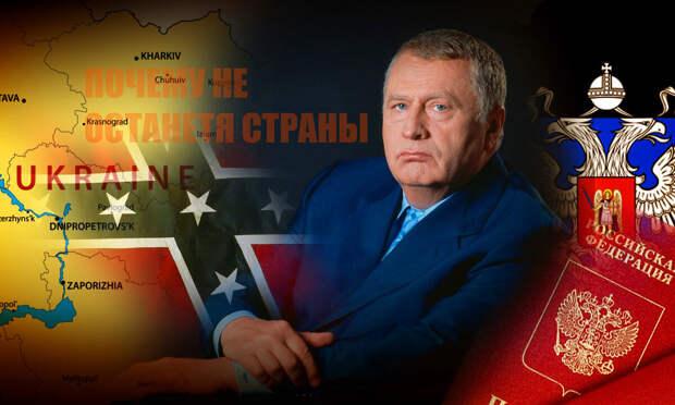 Чем всё кончится на Украине и когда. Новое мнение от Жириновского