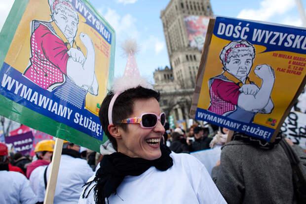 Этим женщинам запретили аборты. Они возмутились ирешили взять власть встране