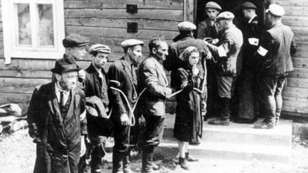 Фашисты хотят отмыться: Власти Литвы придумали новый план по Холокосту прибалтика, фашисты, литва