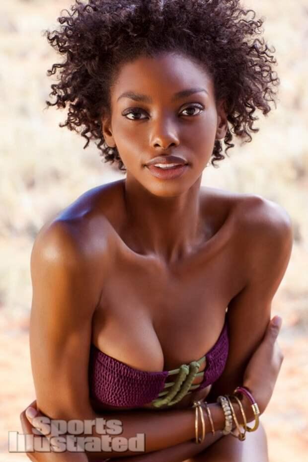 самые красивые нигерийские девушки: Adaora Akubilo фото