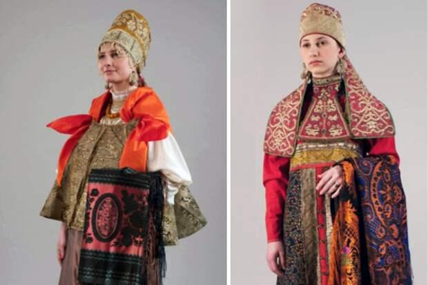 Платки и шали из собрания Русского музея. Источник rusmuseum.ru