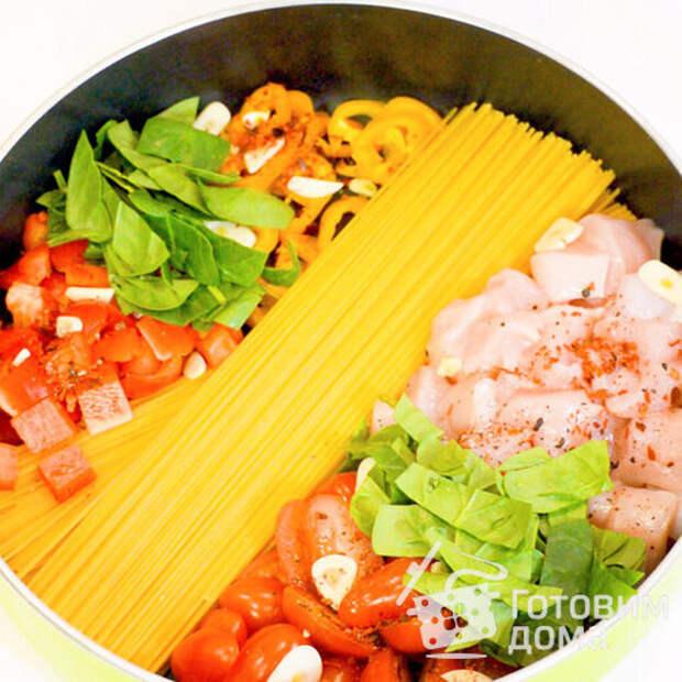 Быстрый Ужин в Одной Сковороде за 11 минут