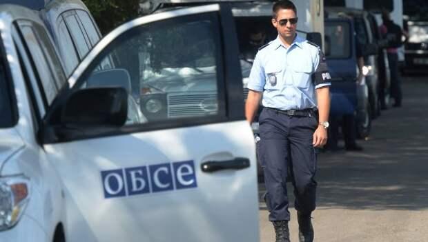 Наблюдатели ОБСЕ рассказали о ситуации под Мариуполем