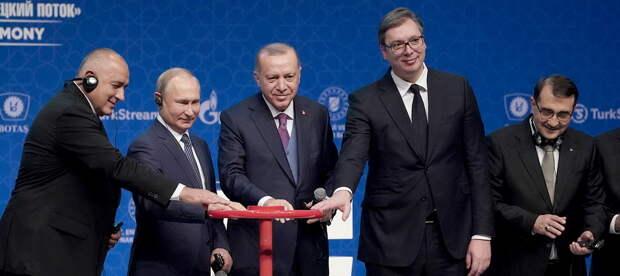 «Балканский поток» становится крышкой гроба для ГТС Украины» – «Зеркало недели»