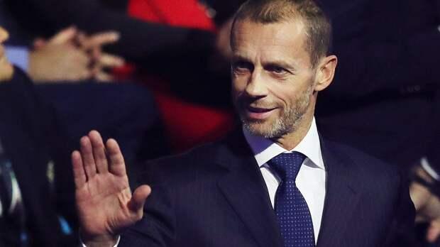 Президент УЕФА Чеферин: «Участники Суперлиги не смогут играть за сборные. Они будут отстранены от ЧМ и Евро»