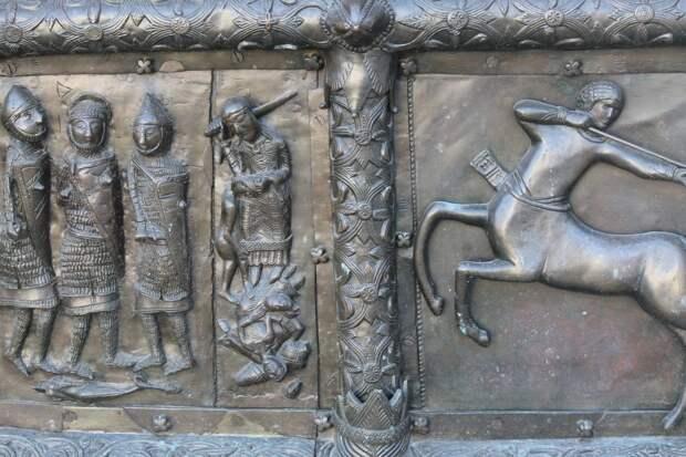 Магдебургские врата Святой Софии