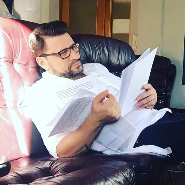 Виктор Логинов поделился радостным событием в личной жизни