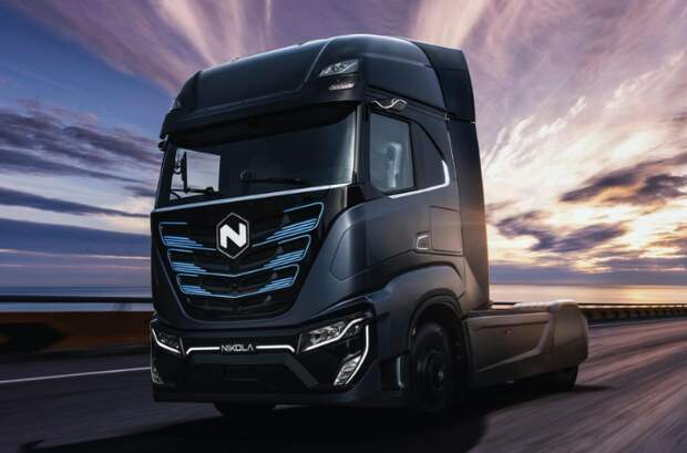 грузовик Nikola