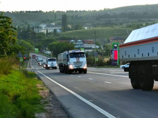 Специалисты Тульского и Ногинского спасательных центров усилили группировку МЧС России по ликвидации ЧС в Крыму