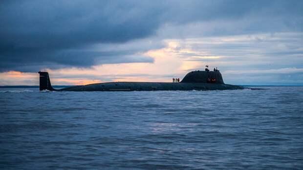 Подлодка «Казань» впервые примет участие в параде ВМФ РФ в Североморске