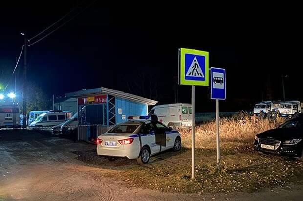 18-летний житель Нижегородской области устроил бойню в поселке