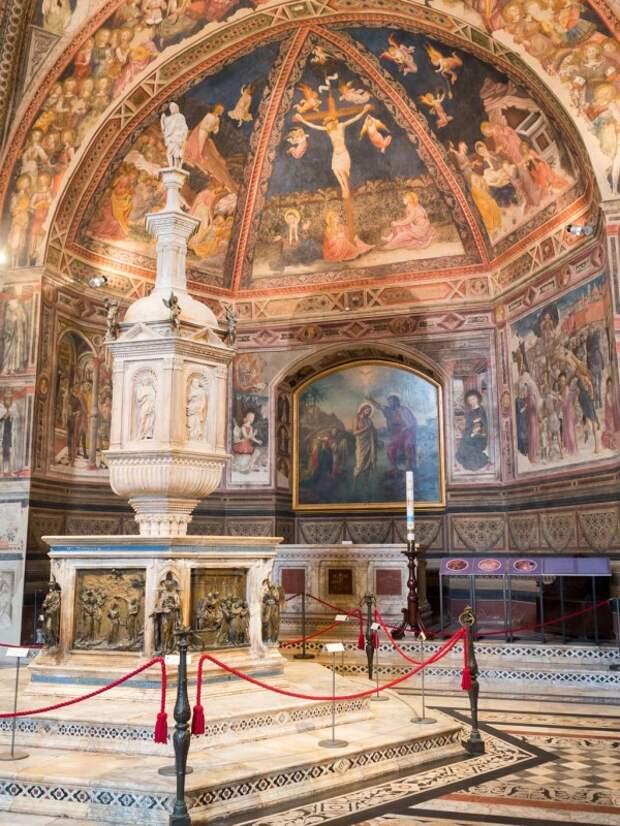 Фантастическая красота Сиенского собора