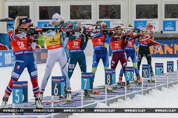 Сенсация от Алимбековой! Белорусская биатлонистка выиграла спринт в Хохфильцене! Россия - с Кайшевой во втором десятке и с повторением антирекорда