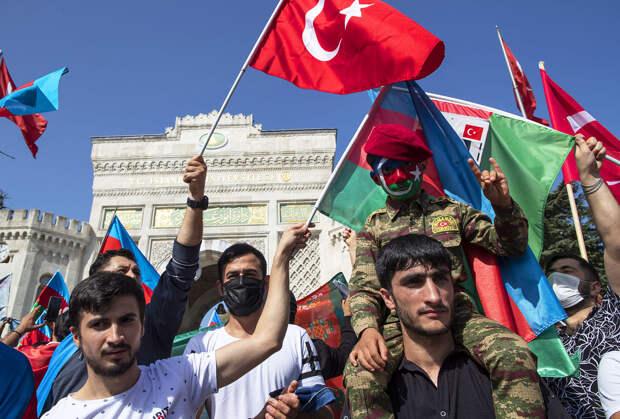 Пятая колонна в два миллиона: Турецкая армия уже в России