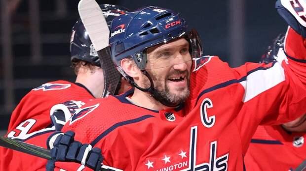 Овечкин поднялся на чистое 6-е место в НХЛ по шайбам в равных составах