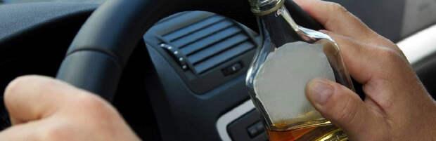 Нетрезвого водителя осудили на 15 суток в Акмолинской области