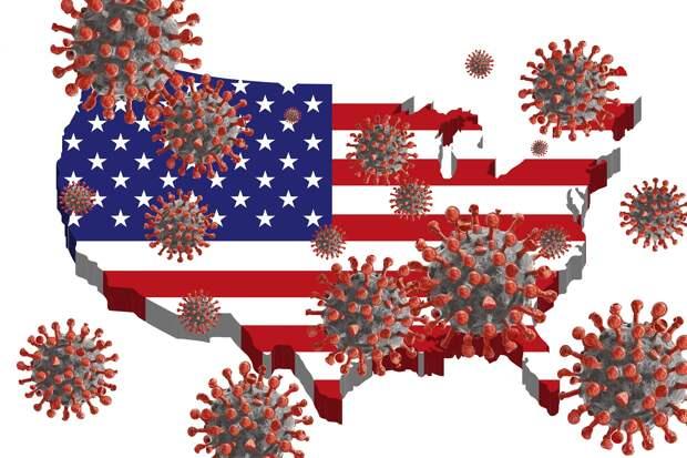 Дешевле умереть, чем лечиться: Америка тонет в числе зараженных COVID-19