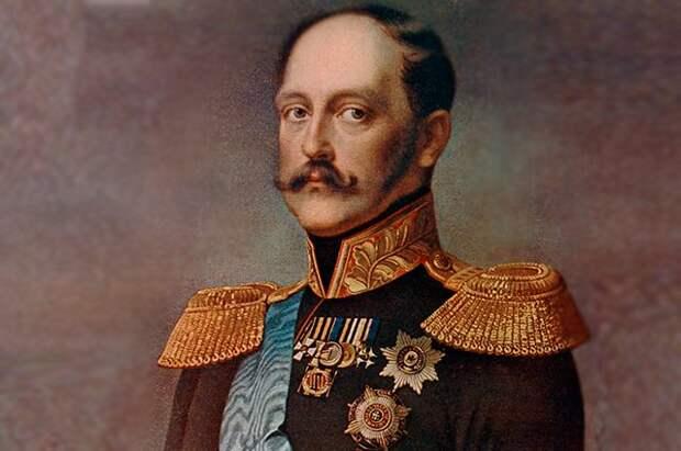 Что хотел сделать НиколайI, когда начал Крымскую войну
