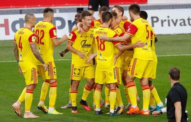 «Арсенал» сыграл вничью с сербским клубом «Бачка Топола»