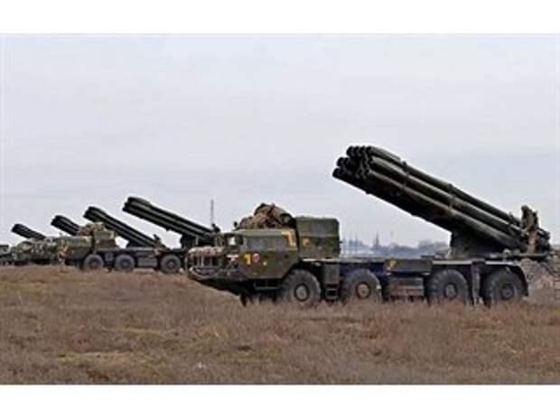 Что, если Украина «случайно» атакует российский Крым