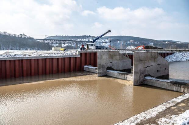 Водозабор на реке Бельбек готовят к запуску