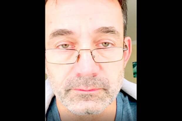 Певцова выписали из«коронавирусной» больницы безкоронавируса