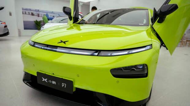 Китайский производитель электромобилей Xpeng представил обновлённый автопилот XPILOT 3.5