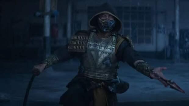 Отрывок нового фильма Mortal Kombat появился в Сети перед премьерой в США
