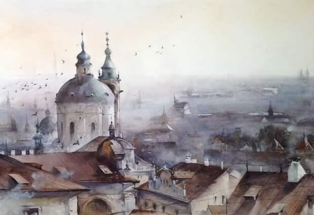 художник Илья Ибряев картины - 10