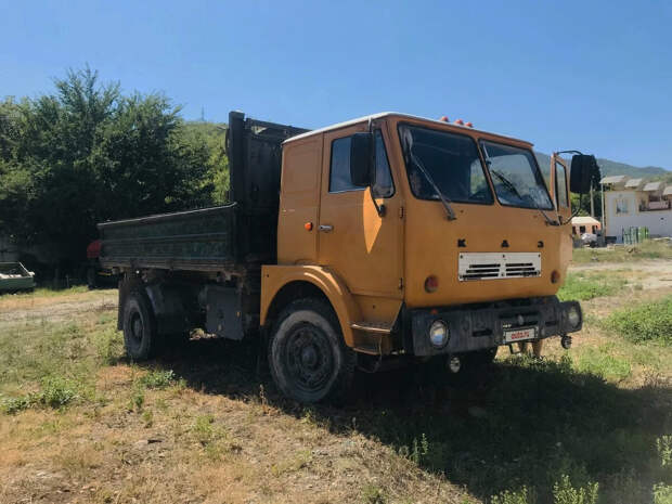 Сохранившийся КАЗ 4540 «Колхида»: состояние и цена