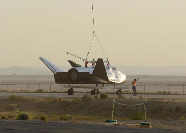 Американцы испытали новый орбитальный беспилотник