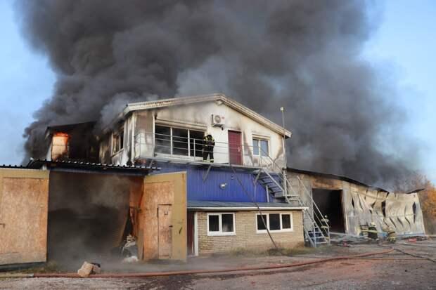 В Удмуртии снизилось количество пожаров, но выросло число их жертв