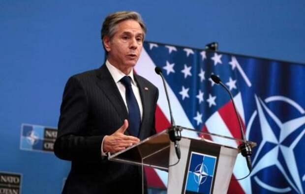Блинкен неожиданно прибыл вКабул обсудить «упорядоченный» вывод войск США