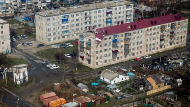 Мощный циклон: жертвами непогоды на Сахалине стали два человека
