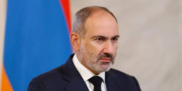 В Ереване начали разгон