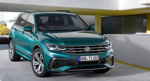 Volkswagen Tiguan 2021 – оптимальное соотношение роскоши и доступной цены