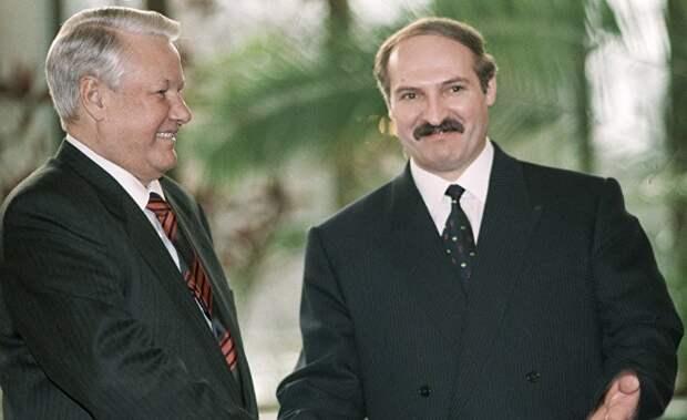 Как Лукашенко хотел стать президентом России