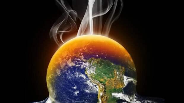 """Ученый заявил, что глобальное потепление """"вернет"""" Землю на 35 млн лет назад"""