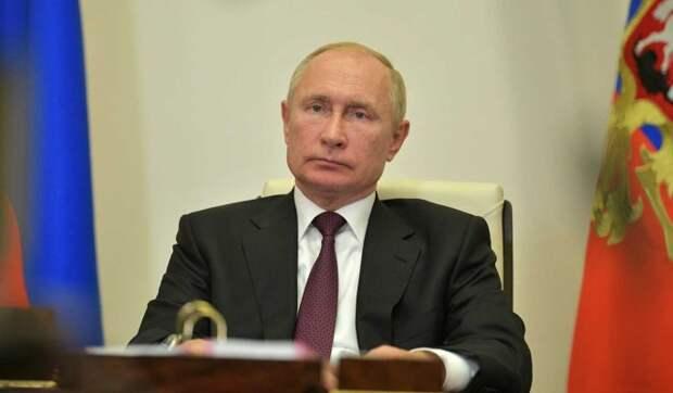 "Путин ""заморозил"" накопительную часть пенсии до конца 2023 года"
