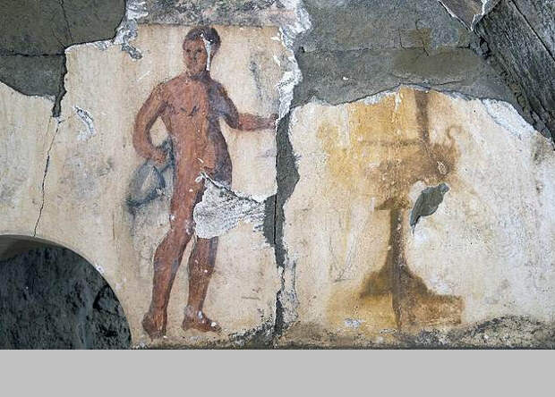 На юге Италии нашли гробницу представителя римской элиты