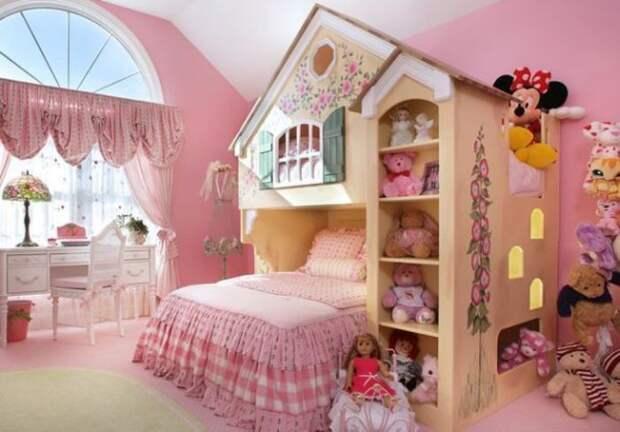 Сказочные детские кровати для волшебного сна
