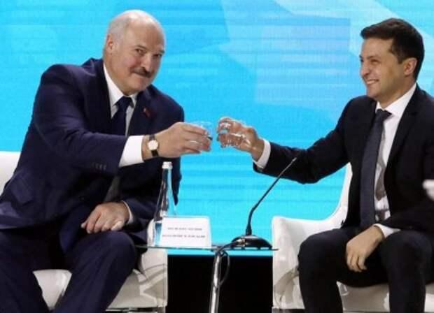 В странной «дружбе» Беларуси и Украины поставлена точка