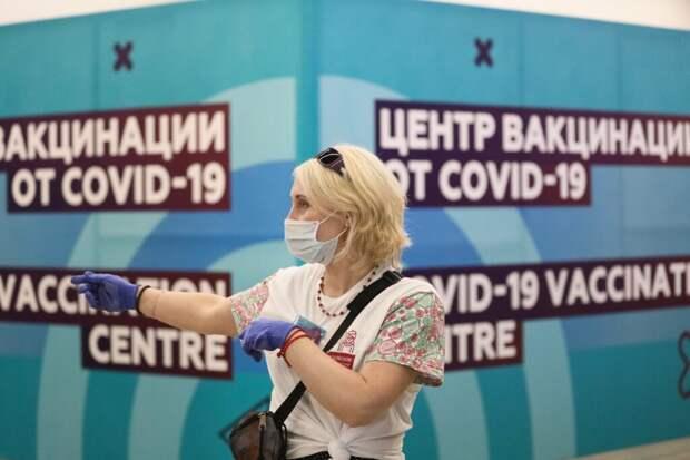 Роспотребнадзор назвал число привитых от коронавируса россиян