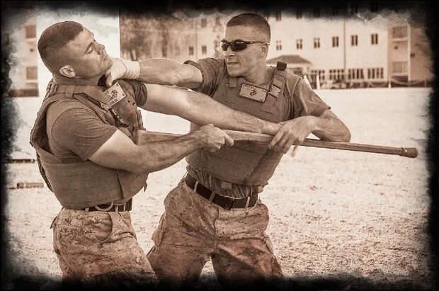 Как зародился рукопашный бой морской пехоты США и насколько он эффективен?