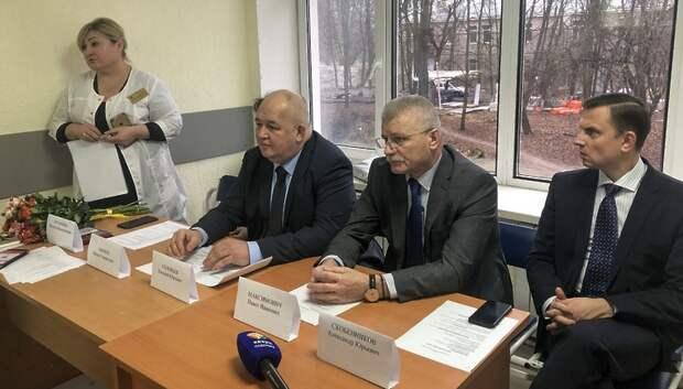 Пациенты Климовской больницы №2 смогут пользоваться грузовым лифтом