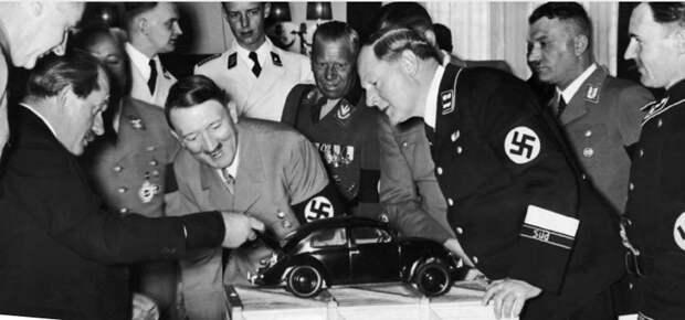 Корпоративные спонсоры Гитлера