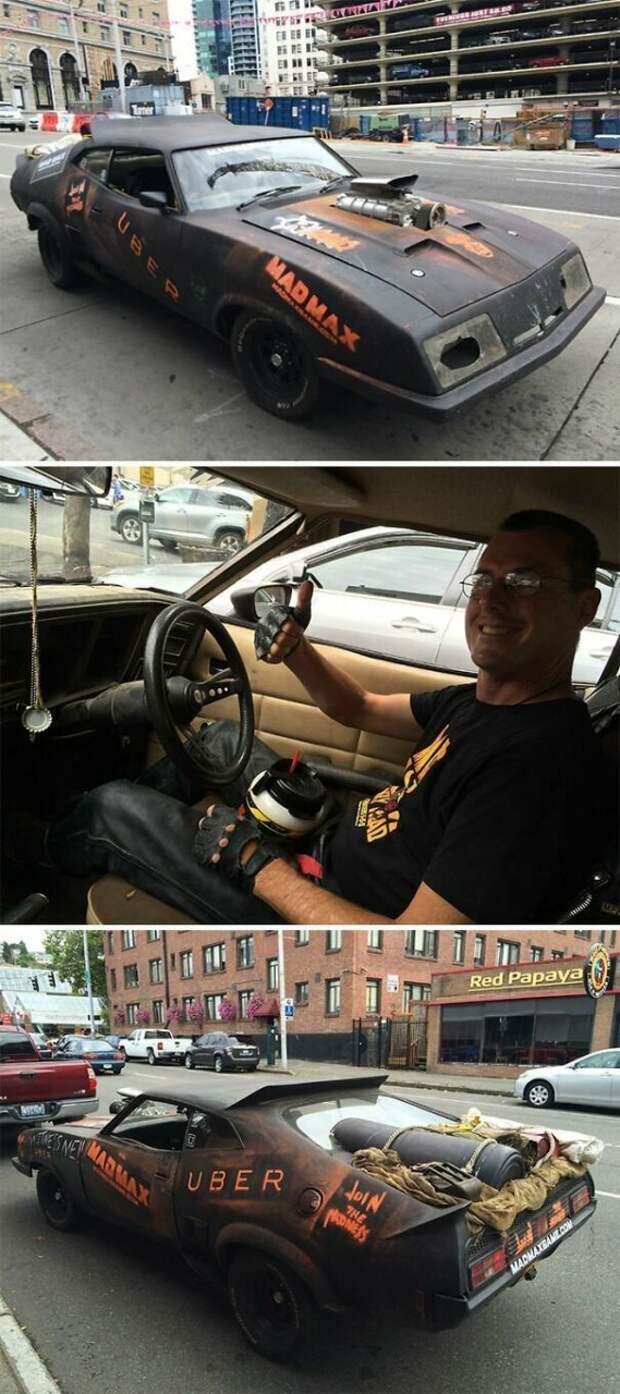 Уникальные таксисты, которые запомнятся пассажирам на всю жизнь!