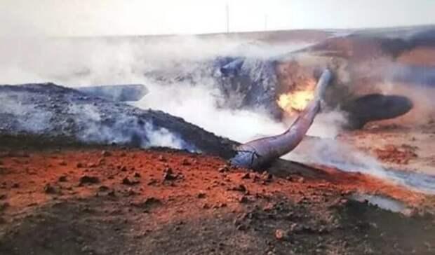 Прокуратура начала проверку по факту прорыва газопровода в Илекском районе